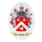 Bogg Ornament (Oval)