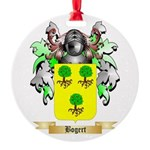 Bogert Round Ornament
