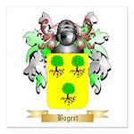 Bogert Square Car Magnet 3