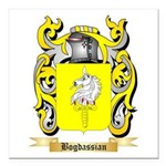 Bogdassian Square Car Magnet 3