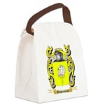 Bogdassian Canvas Lunch Bag