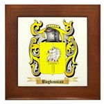 Bogdassian Framed Tile