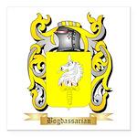 Bogdassarian Square Car Magnet 3