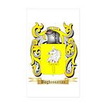 Bogdassarian Sticker (Rectangle 50 pk)