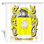 Bogdassarian Shower Curtain