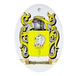 Bogdassarian Ornament (Oval)