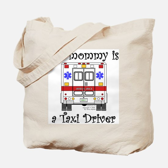 Taxi Driver Mommy Tote Bag