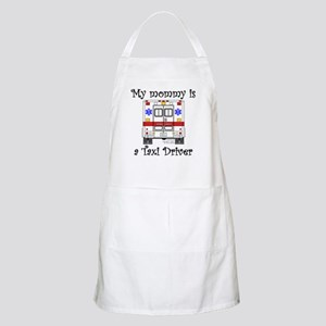 Taxi Driver Mommy BBQ Apron