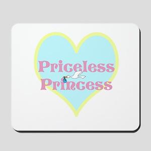 Priceless Princess Mousepad