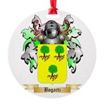 Bogartz Round Ornament