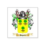 Bogartz Square Sticker 3
