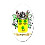 Bogartz 35x21 Oval Wall Decal