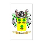 Bogartz 20x12 Wall Decal