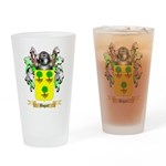 Bogart Drinking Glass