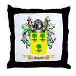 Bogart Throw Pillow