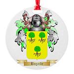 Bogarde Round Ornament