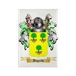 Bogarde Rectangle Magnet (100 pack)