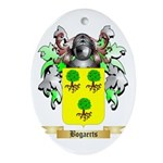Bogaerts Ornament (Oval)
