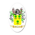 Bogaart 35x21 Oval Wall Decal