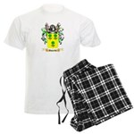 Bogaarde Men's Light Pajamas
