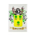 Bogaarde Rectangle Magnet (100 pack)