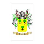 Bogaarde Sticker (Rectangle)