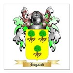 Bogaard Square Car Magnet 3