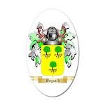 Bogaard 35x21 Oval Wall Decal