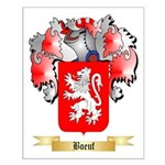 Boeuf Small Poster