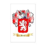 Boeuf Mini Poster Print