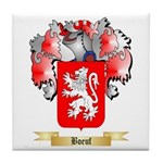 Boeuf Tile Coaster