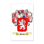 Boetto 35x21 Wall Decal