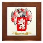 Boetto Framed Tile