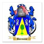 Boermans Square Car Magnet 3