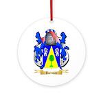 Boerman Ornament (Round)