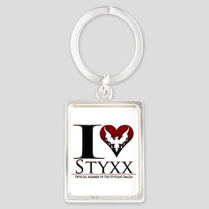 I Heart Styxx Keychains