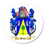 Boere Round Car Magnet