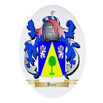 Boer Ornament (Oval)