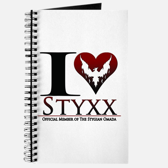 I Heart Styxx Journal