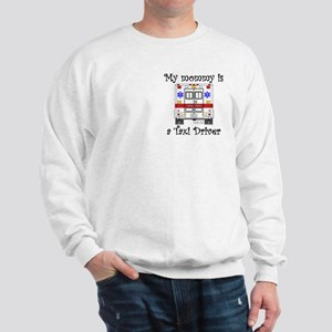 Taxi Driver Mommy Sweatshirt
