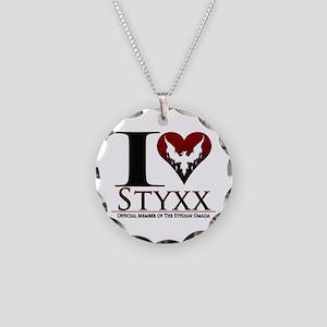 I Heart Styxx Necklace