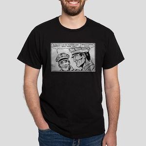 Stoned Cops Comic T-Shirt