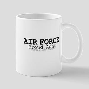 AF Proud Aunt Mug