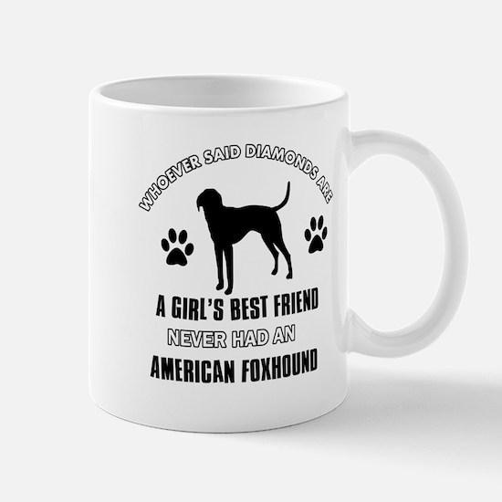 American Foxhound Mommy designs Mug