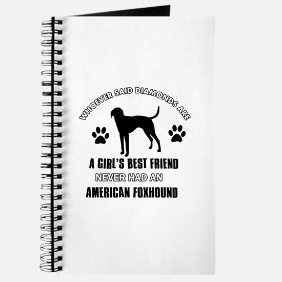 American Foxhound Mommy designs Journal