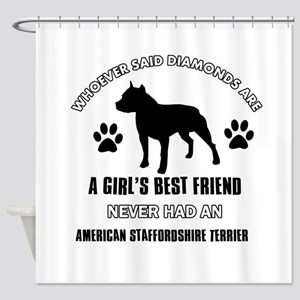 American Staffordshire Terrier Mommy designs Showe