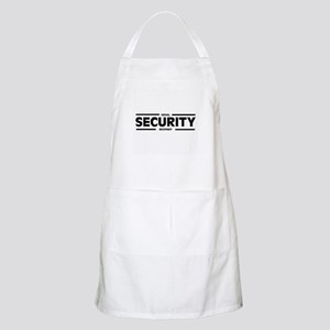 Social SECURITY Recipient BBQ Apron