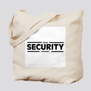 Social SECURITY Recipient Tote Bag