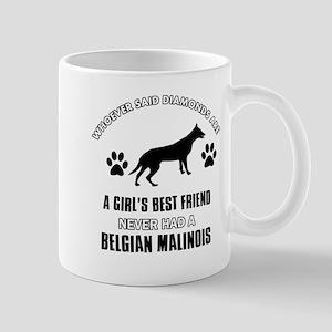 Belgian Malinois Mommy designs Mug