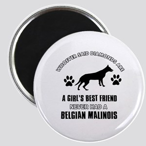 Belgian Malinois Mommy designs Magnet